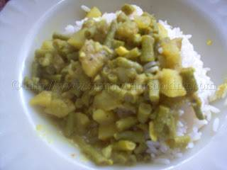 rice and curry bodi